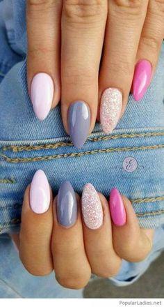 nail polish ideas for spring ~ nail polish ideas ; nail polish ideas for spring ; nail polish ideas for winter ; nail polish ideas for summer ; Beautiful Nail Designs, Beautiful Nail Art, Gorgeous Nails, Pretty Gel Nails, Uñas Fashion, Lifestyle Fashion, Fashion Spring, Pink Fashion, Easter Nails