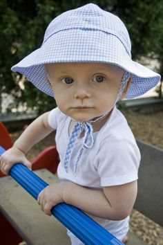 DIY Baby Sunhat : pick your own cute and SPF fabrics!
