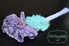 purple and aqua heaband, ready to ship, school headband, newborn headband, baby headband, kid headband, girls headband, photo prop