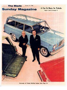 1963 Jeep Wagoneer Cruse Moss