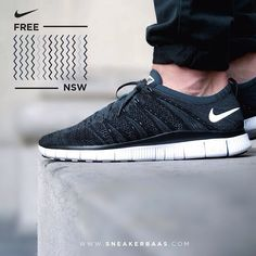 #nikefreensw @nikesportswear #nsw #nikesportswear #nikeflyknit #flyknit #sneakerbaas #baasbovenbaas  Nike Free Flyknit NSW - Now available!