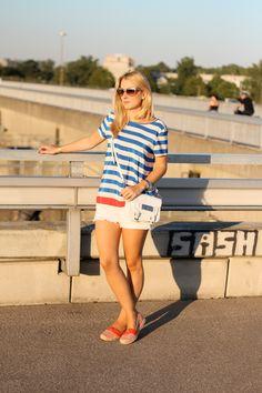 Last days of summer - Almondcherry - Fashionblog