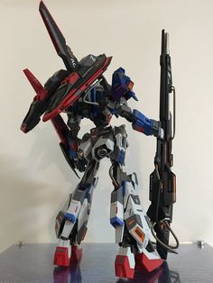 Zeta Gundam [GBWC 2016 Japan] - Custom Build     Modeled by axdiver