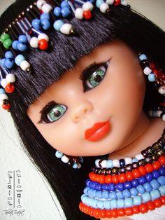¡Viva la Pepa!: Una dama del antiguo Egipto