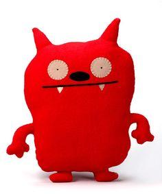 Look what I found on #zulily! Dave Darinko Plush Toy #zulilyfinds