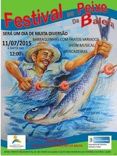JORNAL O RESUMO: Festival do Peixe vai agitar Praia da Baleia no pr...