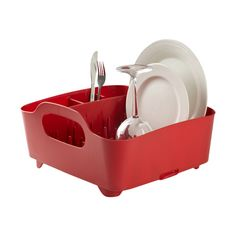 Found it at Wayfair - Tub Dish Drying Rack