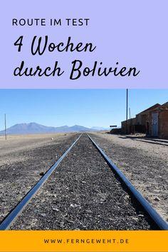 4 Wochen durch Bolivien: Was hat mir auf meiner Reise am besten gefallen, was könnte man besser machen?