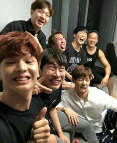 BTOB 💙 Sungjae Btob, Minhyuk, Btob Members, Im Hyun Sik, Born To Beat, Drama, Fandom, Cube Entertainment, Meme Faces