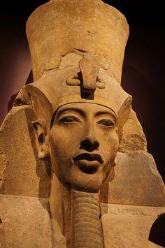 Akhenaten: Strange-looking King or Sassy Sculptor? | by Yisela Alvarez Trentini | Medium Ancient Egyptian Artifacts, Ancient Egypt Art, Old Egypt, Ancient History, European History, Ancient Aliens, Ancient Greece, Black History, Egyptian Queen Nefertiti