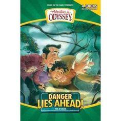 Adventures in Odyssey Danger Lies Ahead (Paperback)