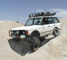 Range Rover Classic.