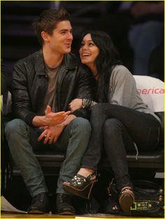 Zac Efron & Vanessa Hudgens...