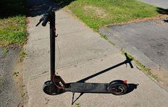 Gotrax GXL v2 Electric Scooter Review Cheap Electric Scooters, Best Electric Scooter, Kick Scooter, Baseball Field, Bike, Bicycle, Bicycles