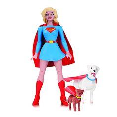 DC Comics Designer Series Cooke Supergirl Action Figure