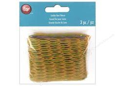 Yarn & Needlework: Boye Yarn Sleeves 3 pc. Jumbo Assorted
