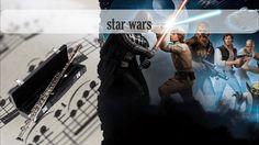 Partitura star wars Flauta Traversa