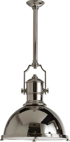 Large Country Industrial Pendant traditional pendant lighting