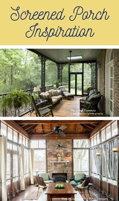 292 best Screen Porch Ideas That Rock images on Pinterest in 2018 ...