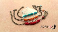 Pulsera/Tobillera AKALLI por Adrinka en Etsy, €3.50 Turquoise Bracelet, Beaded Bracelets, Etsy, Jewelry, Fashion, Anklet Bracelet, Handmade Gifts, Hand Made, Bracelet