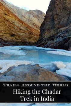 Hiking the Chadar Trek in India