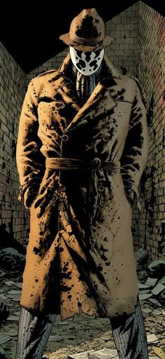 Rorschach by John Cassaday