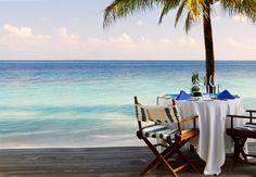 Sunrise breakfast at Sofitel Bali Nusa Dua
