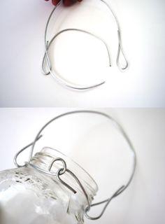 Make homemade mason jar lanterns - olivet - simple, sustainable, stylish living.