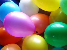 muzisch-creatieve vorming: dansexpressie 'ballonnen'