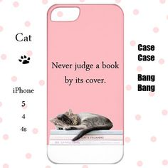 Cat Iphone Case cat iphone coverIphone 5 by CaseCaseBangBang, $18.00