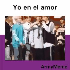 Read from the story MEMES DE BTS 3 by Ktxebae (𝐮𝐰𝐮) with reads. Jimin, Bts Jin, Namjoon, Taehyung, Bts Memes, Foto Bts, Taekook, The Magnificent Seven, How To Cure Anxiety