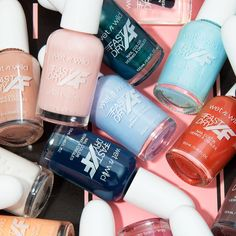 Wet N Wild Cosmetics, Dry Nails Fast, Wet N Wild Beauty, You Nailed It, Nail Colors, Walmart, Fragrance, Alcohol