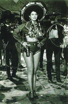Ana Bertha Lepe was a Mexican actress of the Golden Age of Mexican cinema Divas, Films Western, Mexican Revolution, Mexican Actress, Brown Pride, Vintage Cowgirl, Westerns, Latin Women, Le Far West