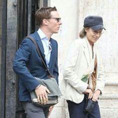 Benedict in Rome - 21st April 2015