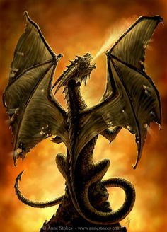 Anne Stokes | Dragonslayer-Network
