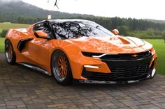 This Is The Mid-Engine Chevrolet Camaro Of Our Dreams. Should Chevrolet build a mid-engine Camaro? Camaro Iroc, Camaro Car, Chevrolet Corvette Stingray, Chevrolet Camaro, Chevy C10, Modern Muscle Cars, Custom Muscle Cars, Cool Sports Cars, Collector Cars
