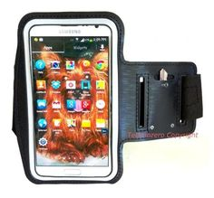 Samsung Galaxy Note Armband Fitness Gym Reflector Adjustable holder