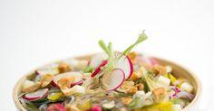 Salade fraîche aux vermicelles - Marie Claire Maison