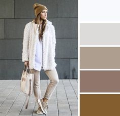 15 perfect color combinations for your winter wardrobe colour pallete, color mixing, fashion color Colour Combinations Fashion, Fashion Colours, Colorful Fashion, Color Combinations, Color Schemes, Fashion Over, Look Fashion, Skirt Fashion, Fashion Outfits