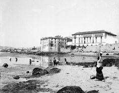 Cárcel de la Coruña.  Principios s.xx