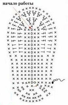 Repeat After Me Crochet: Diy Sweet Croch - Qoster Booties Crochet, Crochet Baby Boots, Crochet Baby Sandals, Crochet Slippers, Baby Booties, Crochet Clothes, Baby Shoes, Crochet Diagram, Crochet Chart