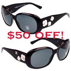 Get your favorite Chanel frames and save $50! Through June 23rd Chanel Sunglasses, Wayfarer, Frames, June, Fashion, Moda, Fashion Styles, Frame, Fashion Illustrations