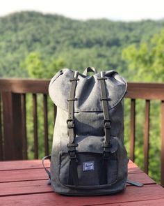 My go to travel backpack, fits all my gear and essentials.