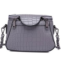 CherryGoddy The New Crocodile Doctors Bag PU Handbags(1) -- Continue to the product at the image link.