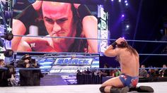 Drew McIntyre is fired by SmackDown GM Teddy Long for his long losing streak. :(
