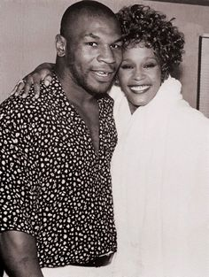 Mike Tyson, Whitney Houston...a dangerous combo at best