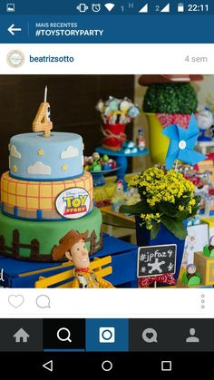 Table toy story