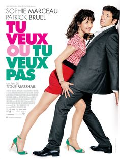 Tu veux ou tu veux pas (France, 2014) A recovering sex addict who happens to be a marriage counselor has his mettle tested when he hires a very sexy assistant who is clearly desirous of him. Sophie Marceau and Patrick Burel are very cute together in this otherwise fairly predictable love comedy. 2.2 stars