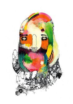 Elke Foltz illustration