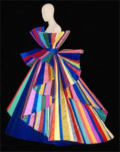 All Time Fabulous: Roberto Capucci Exhibit at Philadelphia Museum of Art